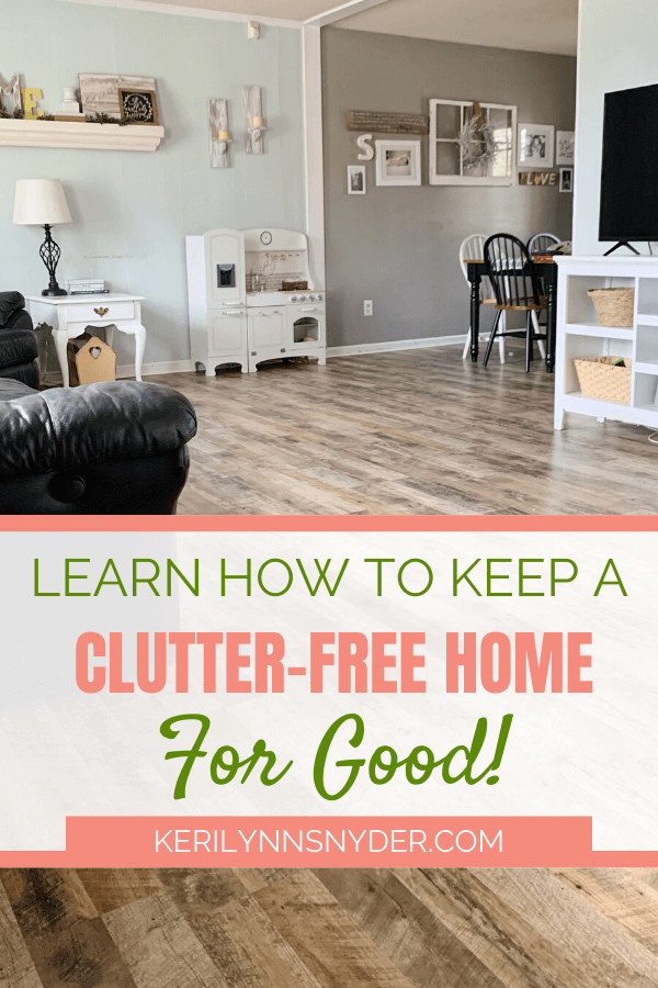 Clutter-Free Home