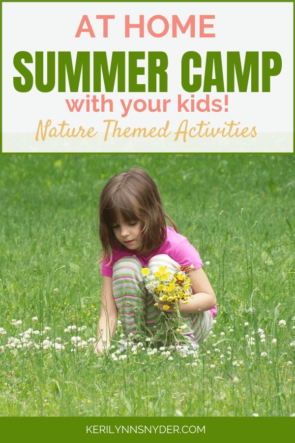 At Home Summer Camp