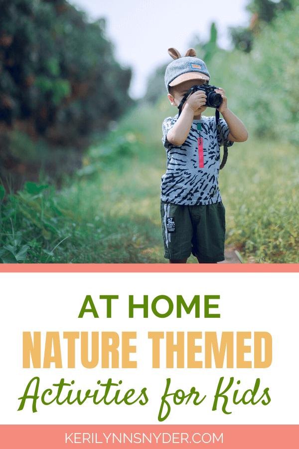 Nature Themed Activities