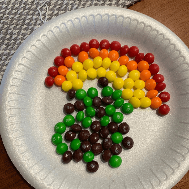 Rainbow Themed Activity