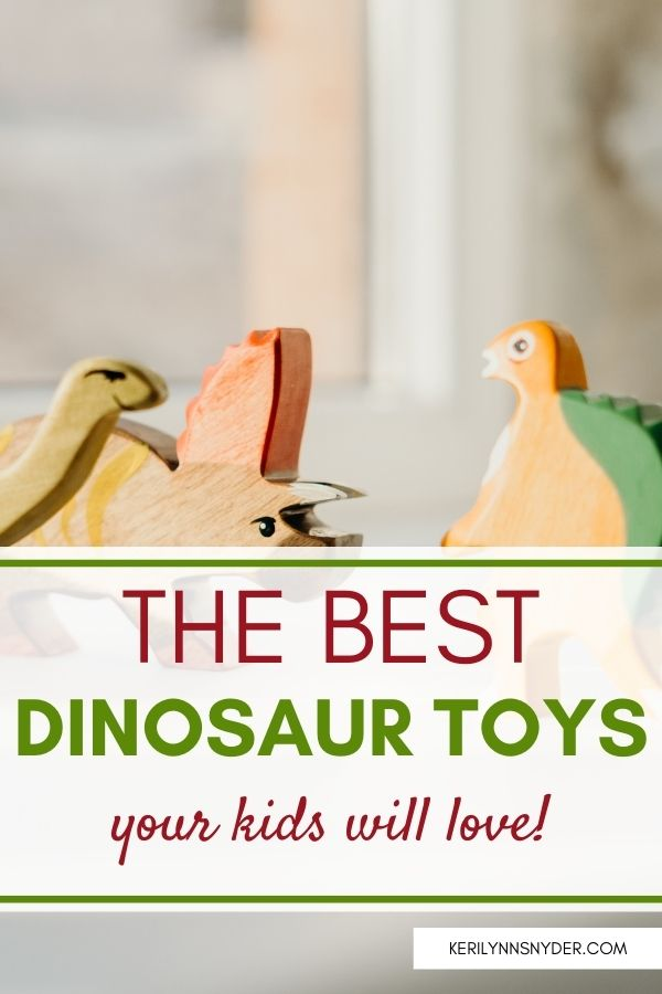 The best dinosaur gifts that kids will love! Check out the list!