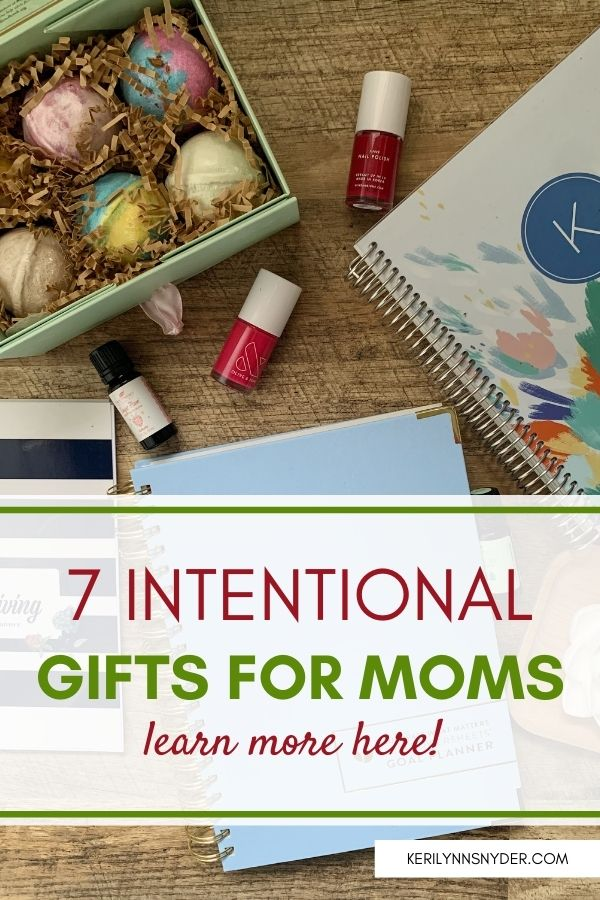 The best 7 gifts for moms!