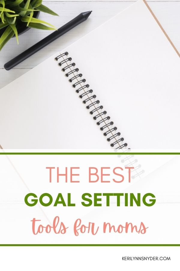 Looking to set goals? Check out these goal setting tools!