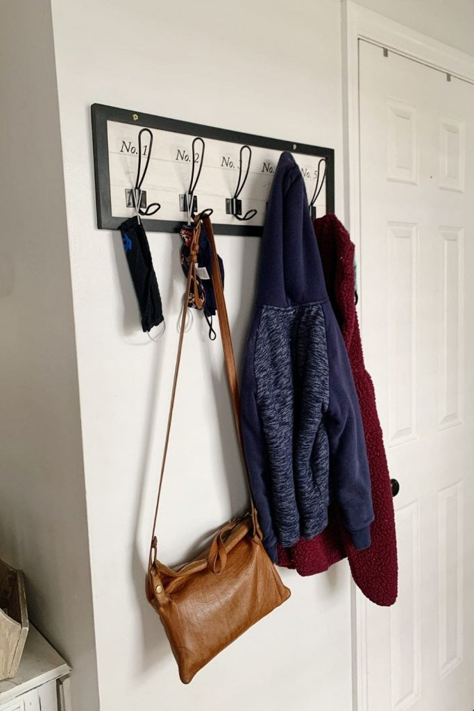 Create a landing zone for jackets