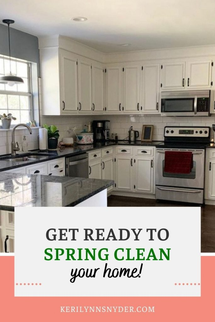 Get ready to spring clean your home with our helpful tips!