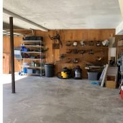 Great tips for decluttering and organizing your garage.