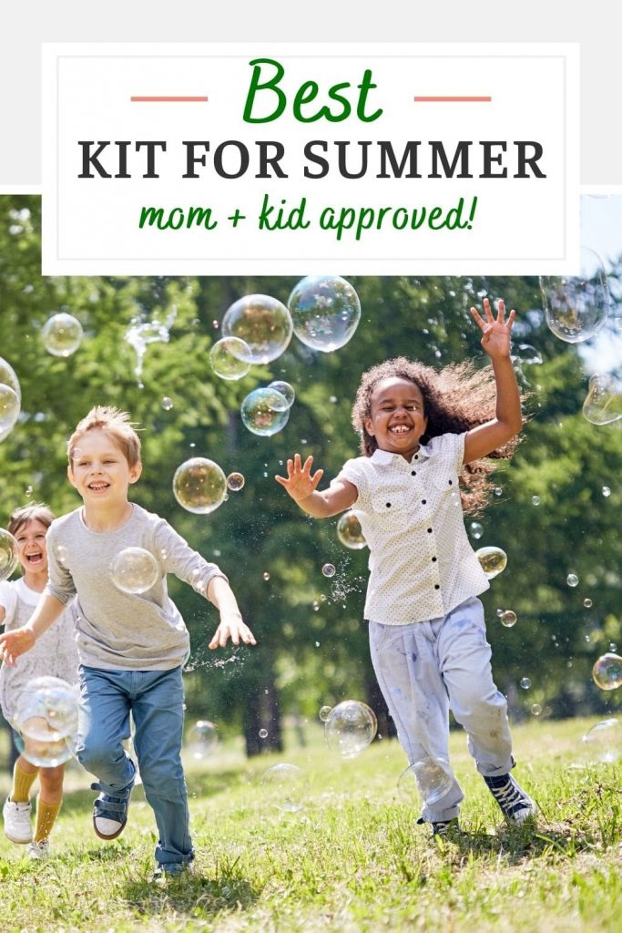 Get the Intentional Summer Kit for Families and help your family thrive this summer
